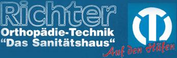 "Richter Orthopädie-Technik ""Das Sanitätshaus"""